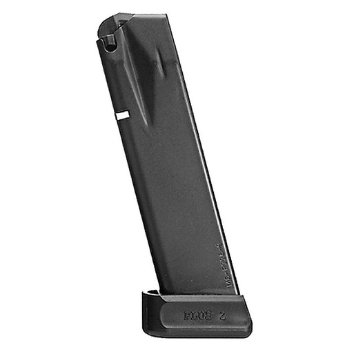 MEC-GAR Sig Sauer P226 9mm Luger 20 Round Steel Blued Finish with Anti-Friction Coating Magazine
