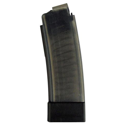 CZ 11351 Scorpion Evo 3 S1 9mm Luger 20 Round Plastic Smoke Finish Magazine