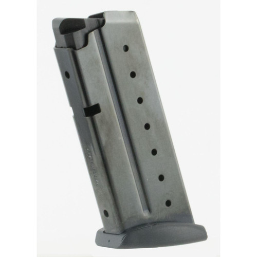 Walther Arms 2807785 PPS 9mm 6 rd Black Finish Magazine