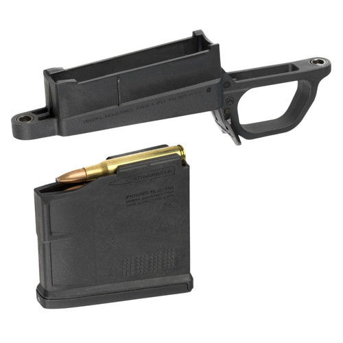 Magpul Hunter 700L Standard Reinforced Polymer Black Magazine Well Magazine