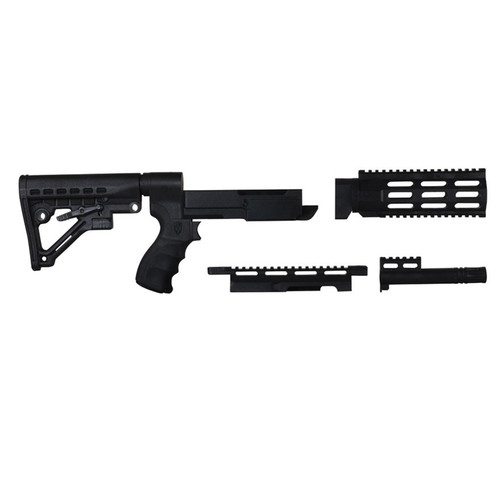 ProMag AA556R Archangel Conversion Stock Ruger 10/22 Black Carbon Fiber/Polymer Magazine