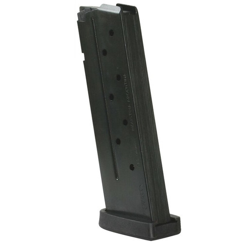 Bersa BP9CC 8 Round 9mm Luger Magazine For Concealed Carry Black Md: BP9CCMAG