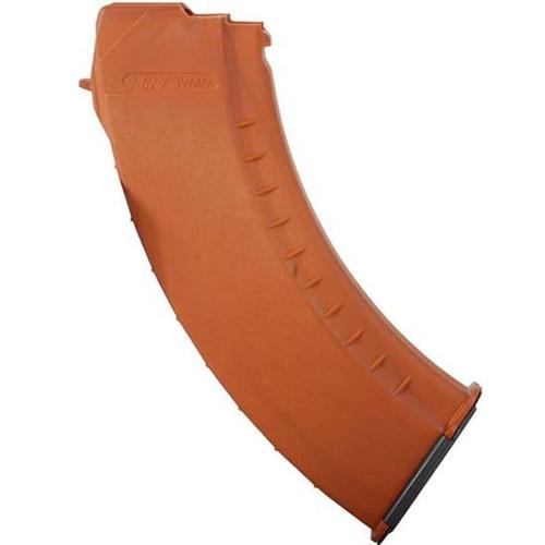 TAPCO Intrafuse AK-74 Slab Magazine 5.45x39 30rds Orange