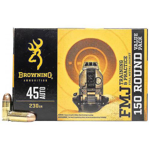 Browning FMJ 45 ACP 230 Gr FMJ #B191800455
