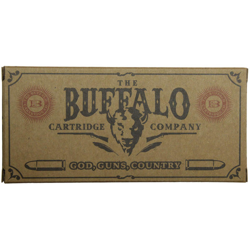 Buffalo Cartridge .45-70 300gr SJHP