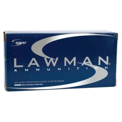 CCI Speer Lawman 45 ACP 230 Gr, Total Metal Jacket, 50rd/Box
