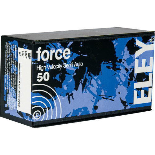 Eley 22LR 42 gr Round Nose Force 50/Box