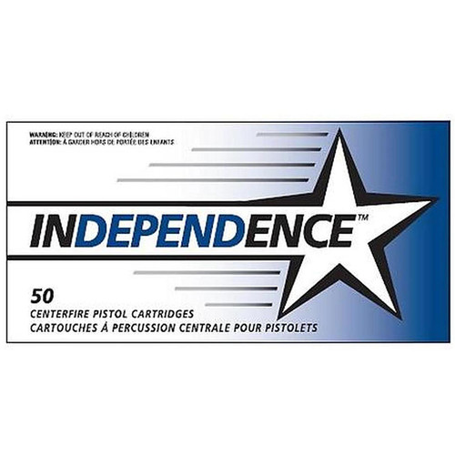 Federal Ammunition Independence 9MM 115 JHP Hollow Point 50rd/Box