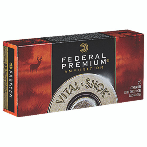Federal P270C Premium 270 150 GR Sierra Game King BT 20 Rounds - FACTORY SECONDS
