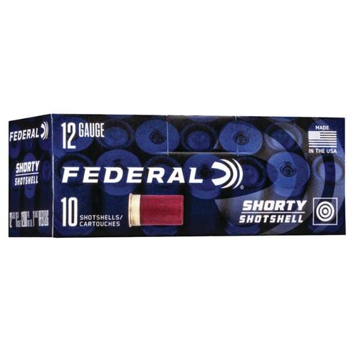"Federal SH129RS Shorty 12 Gauge 1.75"" 1 oz Slug Shot 10 Bx/ 10 Cs"