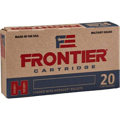 Frontier Cartridge FR310 Rifle 5.56 NATO 68 gr Boat Tail Hollow Point Match 20 Bx/ 25 Cs