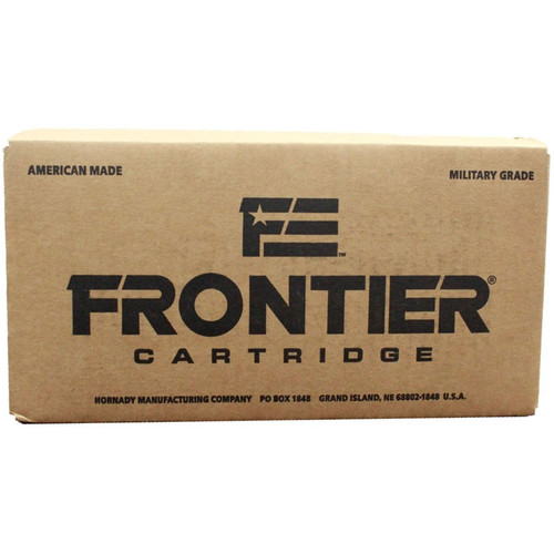 Frontier Cartridge Military Grade 5.56x45mm NATO Ammo XM193 55 Grain Hornady Full Metal Jacket Boat 1000 Rounds