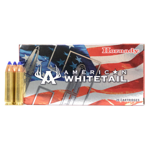 Hornady 450 Bushmaster 250 gr FTX American Whitetail 20/Box