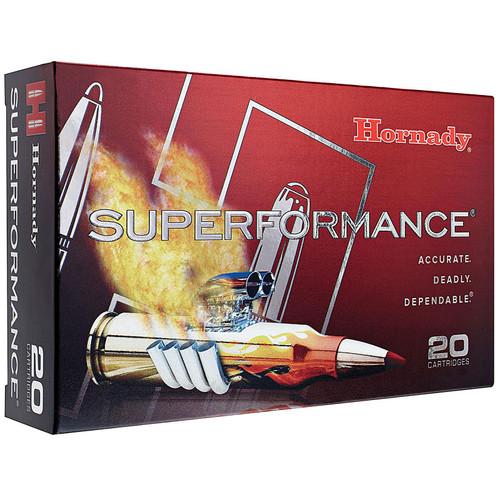 Hornady 80576 Superformance 7mm-08 Rem 139 gr GMX 20 Bx/ 10 Cs