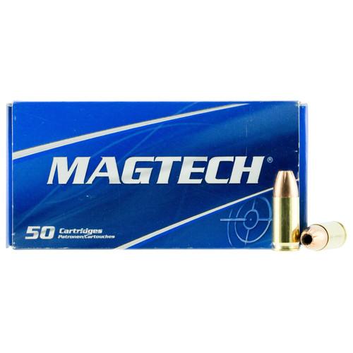 Magtech 454A Range/Training 454 Casull 260 gr Semi Jacketed Soft Point Flat 20 Bx/ 50 Cs