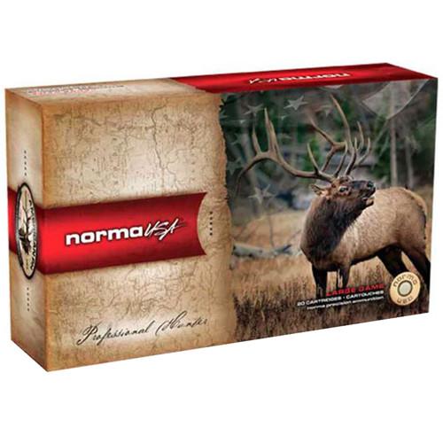 Norma Rifle Ammunition 10185212 338 Lapua Magnum Sierra HPBT 300 Gr 2660 fps 20 Rd/bx