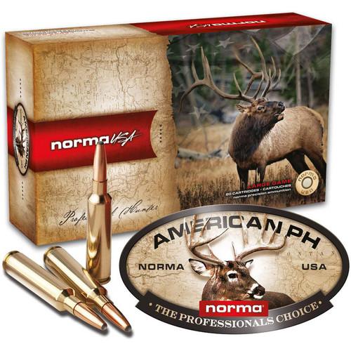 Norma Rifle Ammunition 20180042 8X57 JS Oryx Bonded 196 Gr 20 Rd/bx