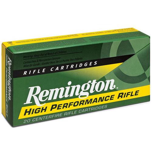Remington Ammunition R375M1 High Performance 375 H&H Mag 270 gr Soft Point (SP) 20 Bx/ 10 Cs