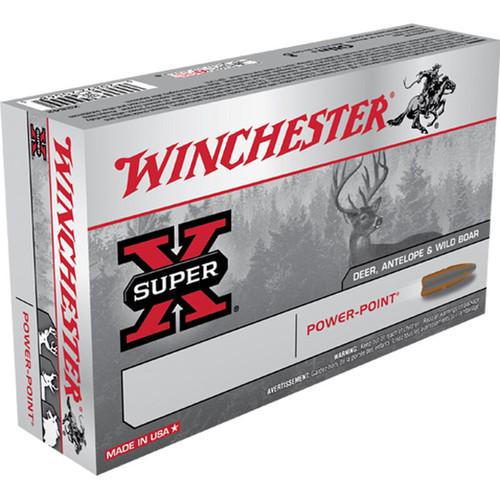 Winchester Ammo X3076 Super-X 307 Win 180 gr Power-Point (PP) 20 Bx/ 10 Cs