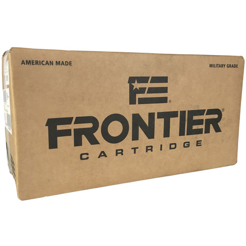 Hornady Frontier 223 55 GR FMJ 1000 Rounds