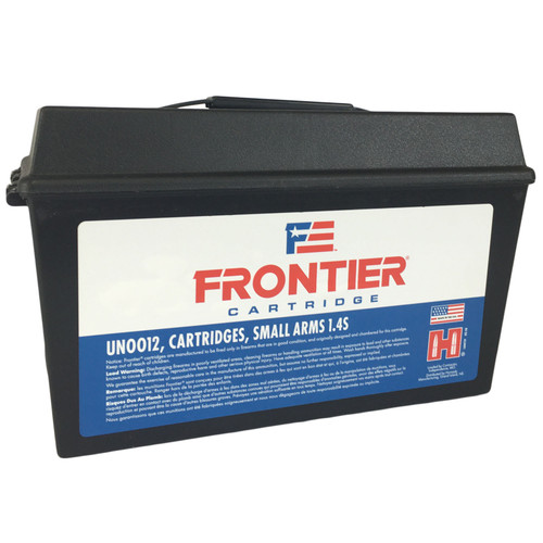 Hornady Frontier 5.56 NATO 55gr 420 Rounds