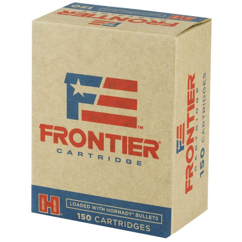 Hornady Frontier 5.56 Nato 55 Grain FMJ 150 Rounds