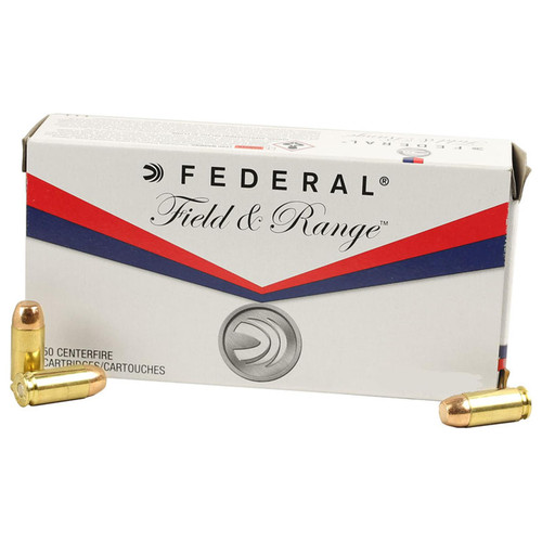 Federal Field & Range .38 Special FMJ 50 Rounds