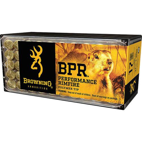 Browning BPR Performance Rimfire Ammunition 50 Rounds