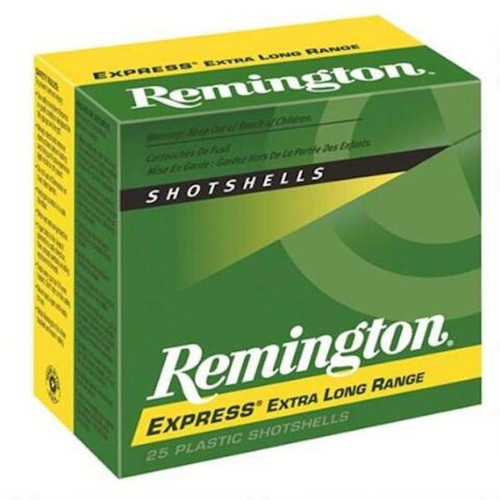 "Remington Express LR 12 Ga 2.75"" #5 Lead 1.25Oz 25 Rounds"