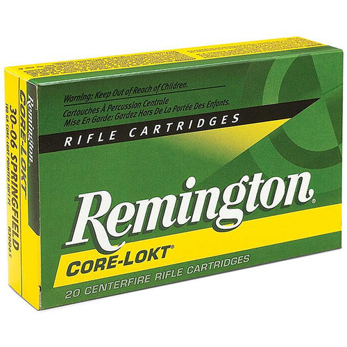 Remington Express 300 Winchester Magnum 180 Grain Core-Lokt Pointed Soft Point 20 Rounds