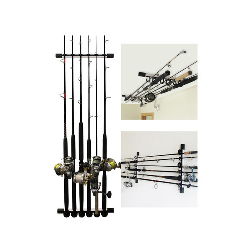 Rush Creek 3 in 1 All Weather Rod Rack