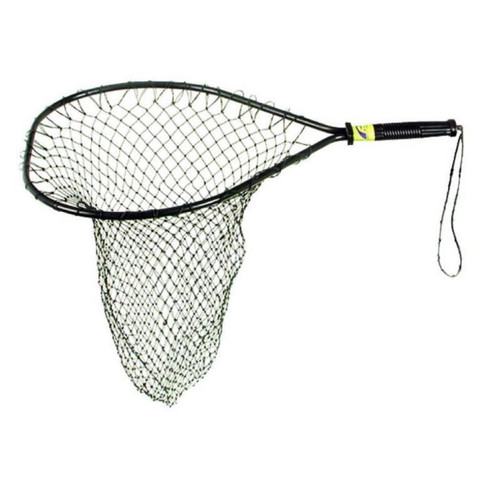 "American Maple Wading Poly Net 12""X15"" with 5"" Fixed Handle"
