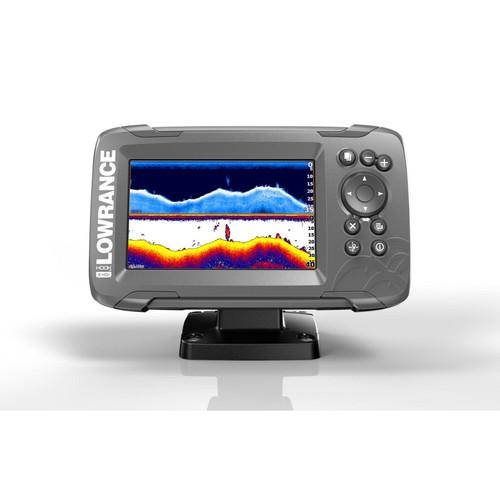 Lowrance HOOK2-5 SplitShot Fishfinder/GPS Combo