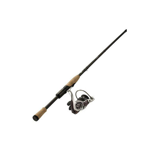 "13 Fishing Code Silver 6'6"" Medium Spinning Combo 2 Piece"