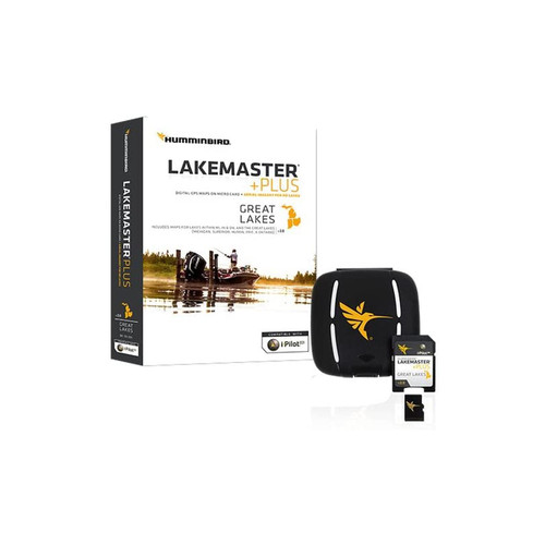 Lakemaster Plus Digital Chart Great Lakes V2