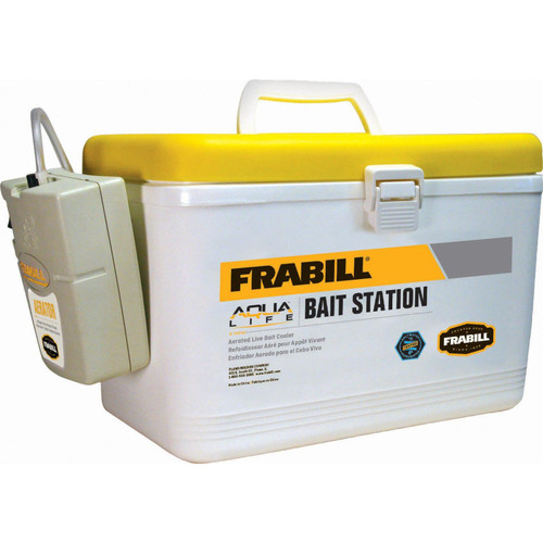 Frabill MIN-O-LIFE Personal Bait Station 8-Quart