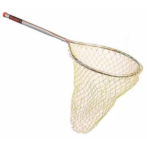 "Frabill Sportsman 14""X15"" Teardrop Landing With 18"" Aluminum Fixed Handle Poly Net"