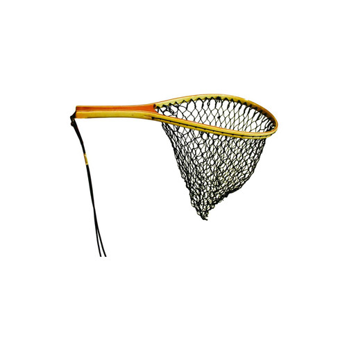 "Frabill Wooden Trout Net 8""X14"" With 8"" Fixed Handle"