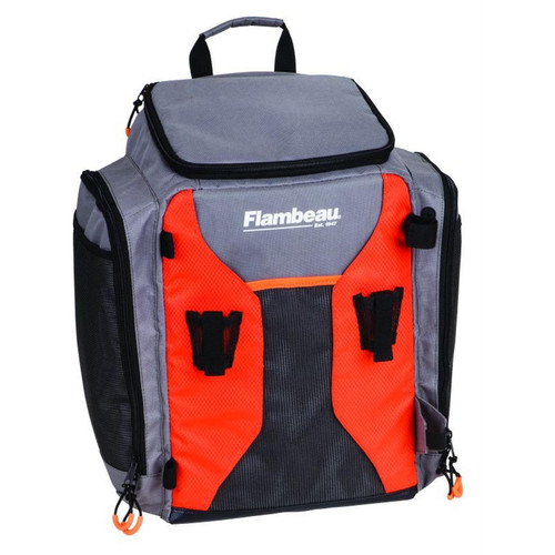 Flambeau Ritual Series Backpack Soft Tackle Bag