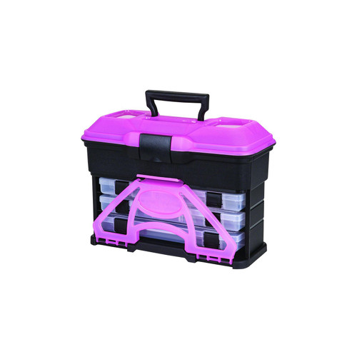 Flambeau Mini Frontloader Tackle Box Frost Pink