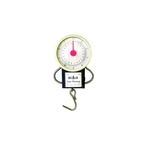 Eagle Claw Scale 50LB Dial With Tape
