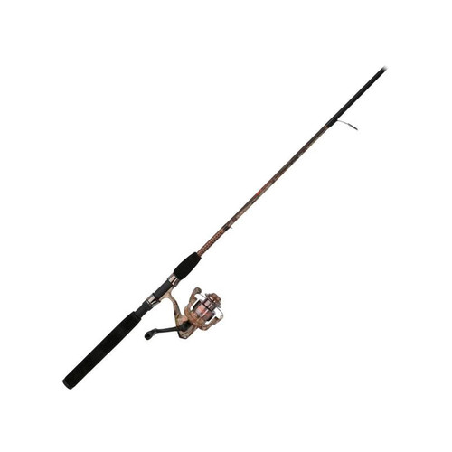 Ugly Stik Camo Spinning Combo