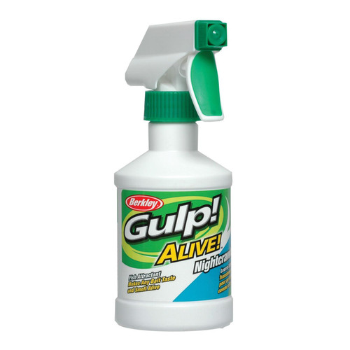 Gulp Attractant Spray 8oz. Nightcrawler