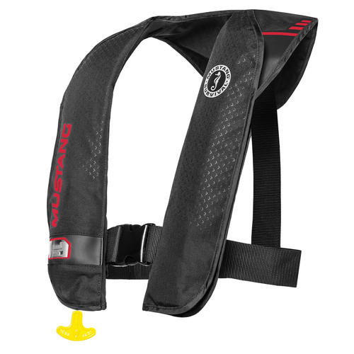Mustang Survival Corp M.I.T. 100 Auto Activation PFD Black/Red