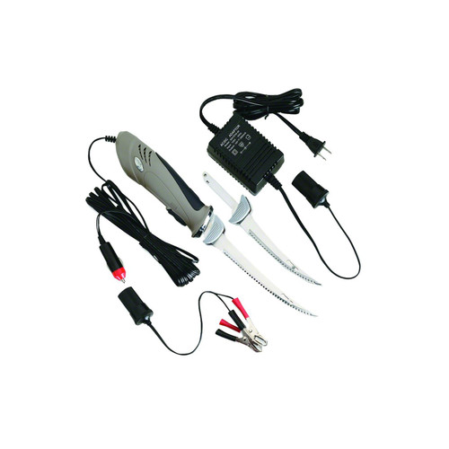 Rapala PGEF1 ProGuide Deluxe Electric Fillet Knife AC/DC