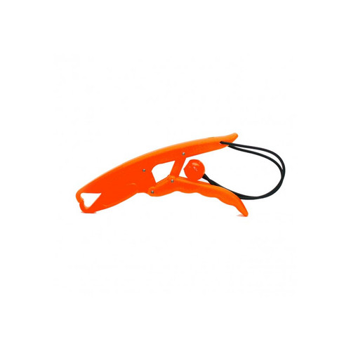 United Plastic 01-3708-O-JR 7-Inch Fish Grip Orange Finish