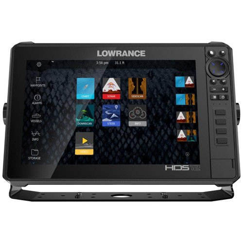 Lowrance HDS-12 Live Active Imaging