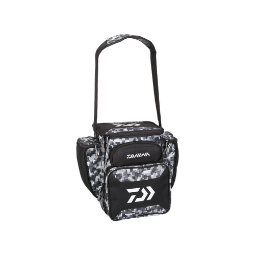 Daiwa Tactical Soft-Sided Tackle Bag Medium