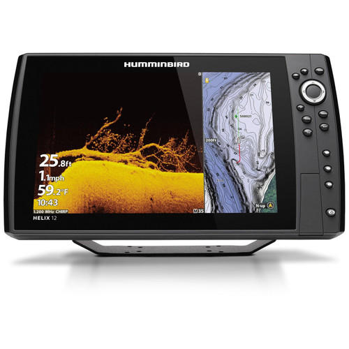 Humminbird Helix 12 CHIRP MDI+ GPS G3N
