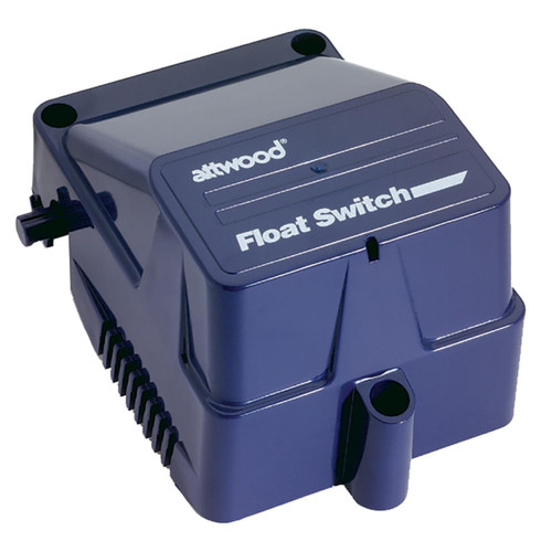 Attwood 4201-7 Float Switch with Cover for Bilge Pump